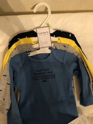 2998d106a37d 3 month pajamas new for Sale in Manteca
