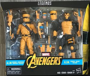 Marvel legends AIM Soldiers for Sale in Culver City, CA