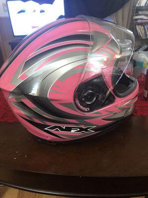 Ladies Motorcycle Helmet for Sale in Hedgesville, WV