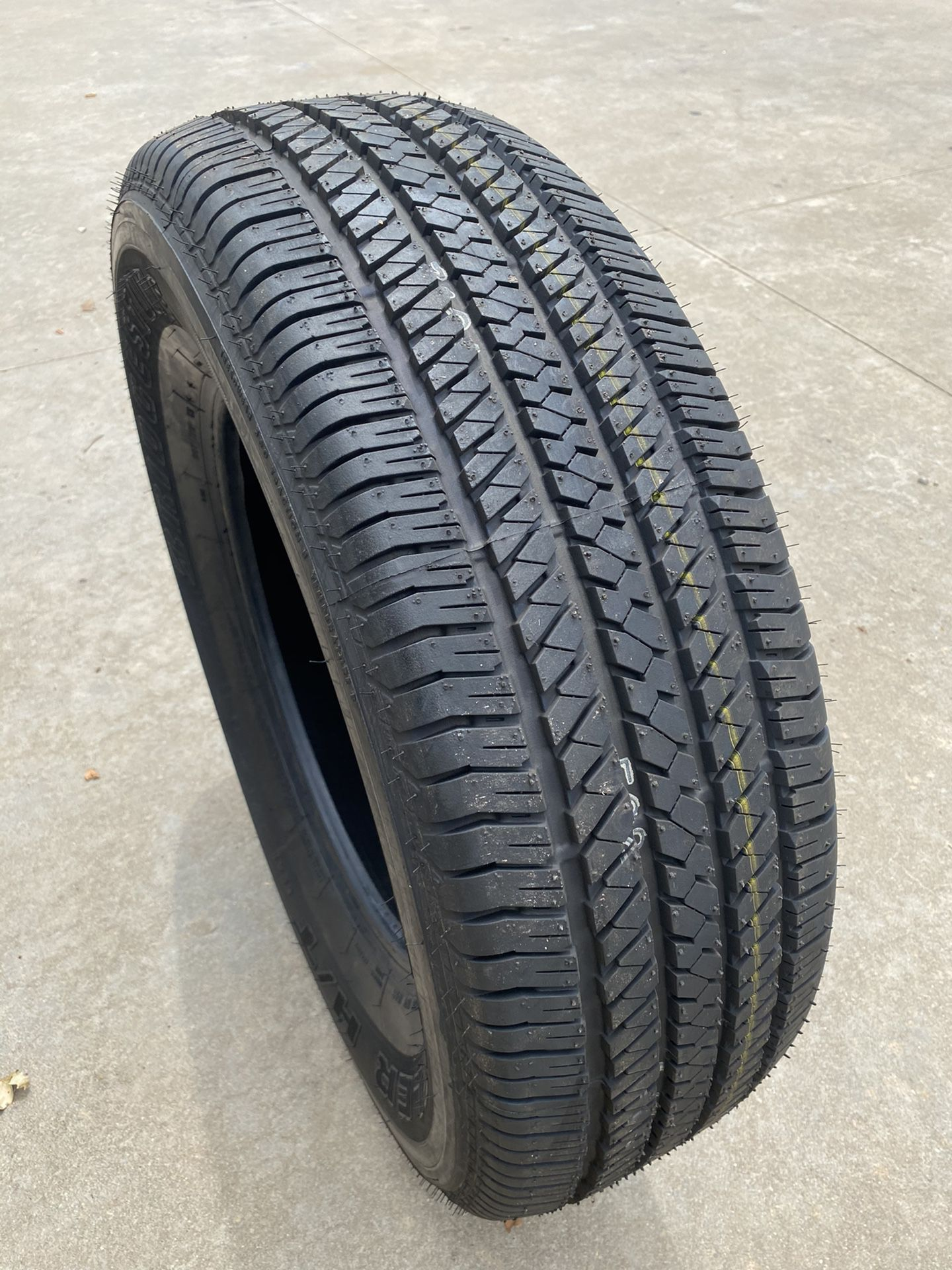 255/70/18 Bridgestone Dueler New Tires