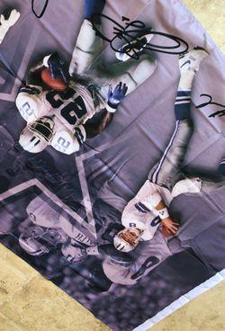 Cowboys Dallas Banner Flags Thumbnail