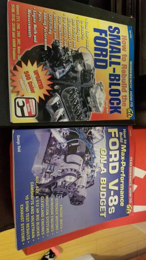 Ford small block books for Sale in NV, US