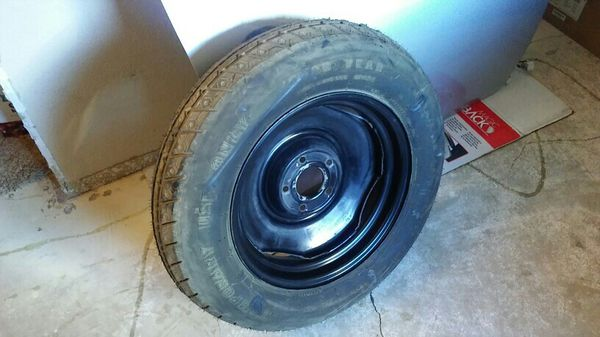 Chevy Chevrolet S-10 S10 Temporary Spare Tire Donut for Sale in Fresno, CA  - OfferUp