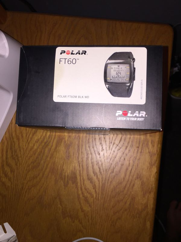 ec0ed28e078 Polar fit watch and heart rate monitor for Sale in Irvine