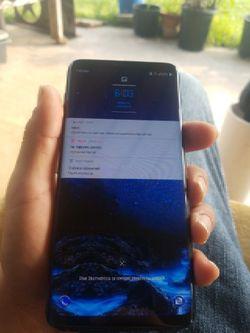 Samsung Galaxy S9 plus Thumbnail