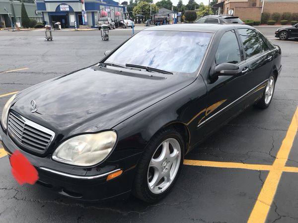 2002 mercedes s430 runs like a dream only 129k miles loaded no 99 Mercedes S430 offerup is the simplest way to buy and sell locally get the free app