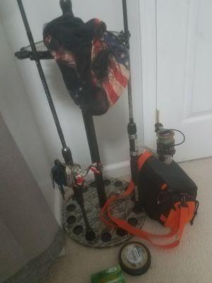 fishing gear for Sale in Burke, VA