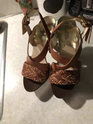 Micheal kors high heels size 81/2 for Sale in Inwood, WV