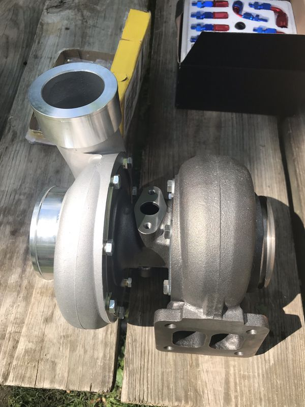 TURBO PARTS BOSCH 210lb fuel injectors, fuel pressure regulator kit LS  TURBO STUFF
