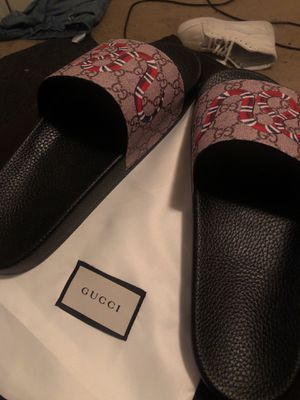 Gucci flip flops for Sale in Round Rock, TX