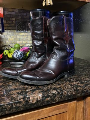 Photo Lucchese Boots size 11