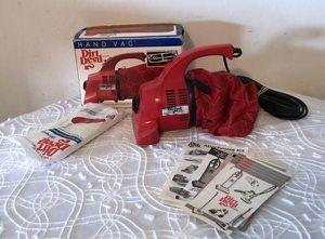 Dirt Devil Hand Vac Model 103 Vacuum for sale  La Harpe, KS