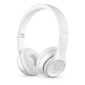 Beats Solo3 Wireless On-Ear Headphones - Gloss White for Sale in Washington, DC