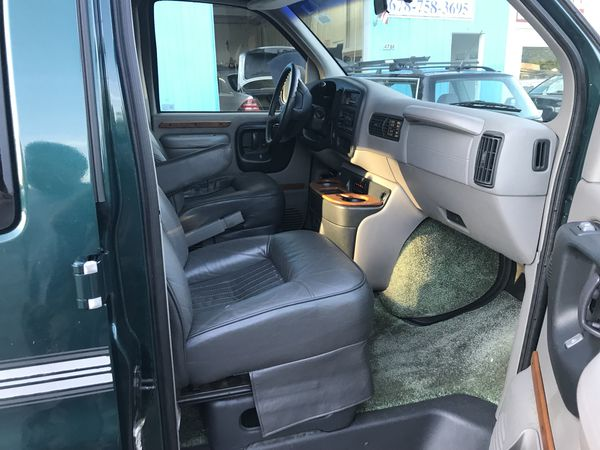 Chevy Express 1500 Wheelchair Access Ready For Sale In