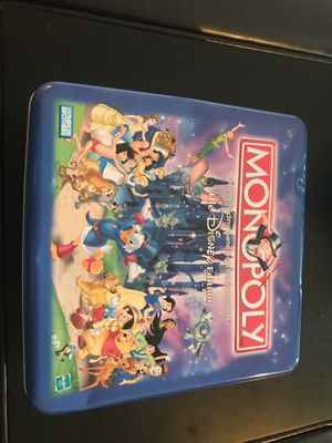 Monopoly game special edition for Sale in Alexandria, VA