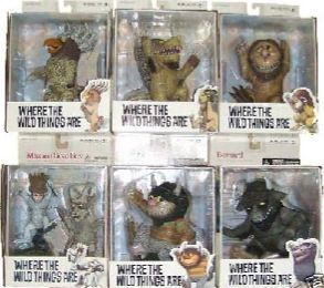 WHERE THE WILD THINGS COLLECTIBLES for Sale in US