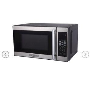 Black&Decker Microwave for Sale in Boston, MA