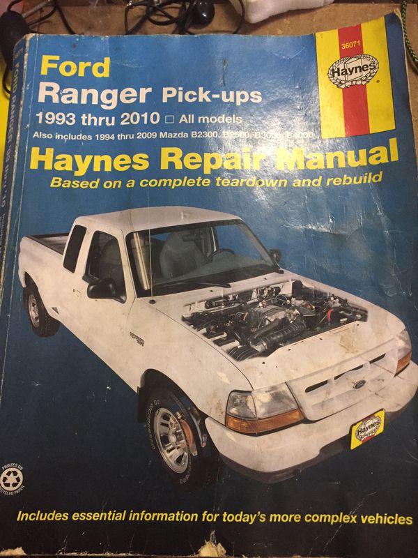 manual for hi ranger