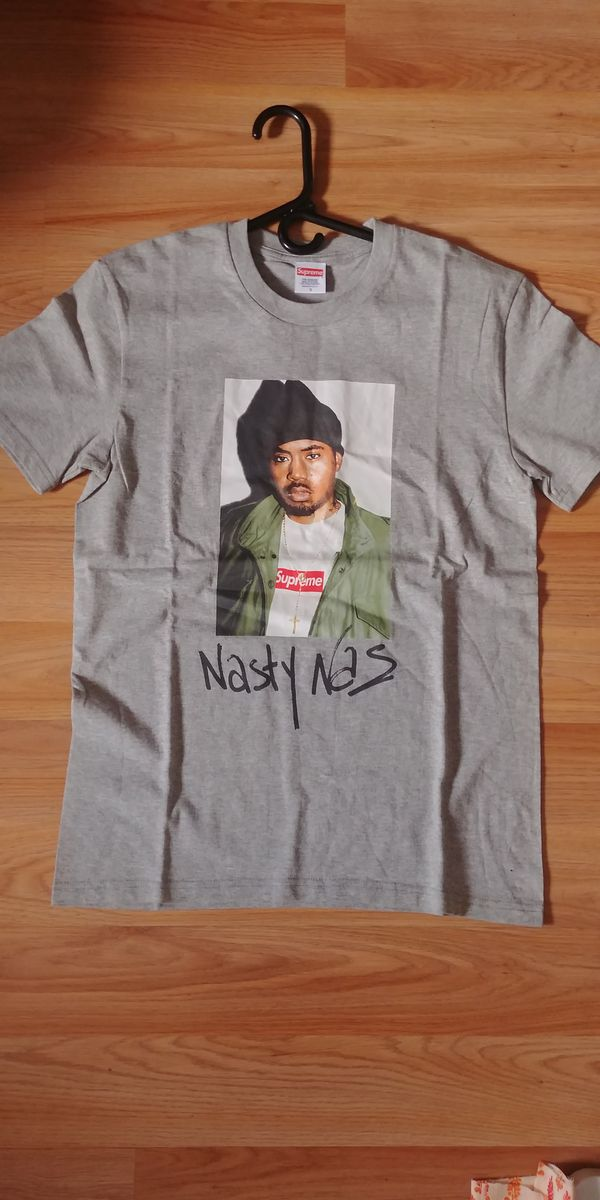 98d682d44edb Supreme Nasty Nas tee for Sale in Bronx, NY - OfferUp