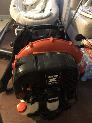 Echo blower 770t for Sale in Fuquay Varina, NC