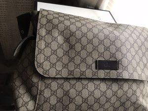 100% Authentic Gucci Messenger Bag $450.00 for Sale in Alexandria, VA