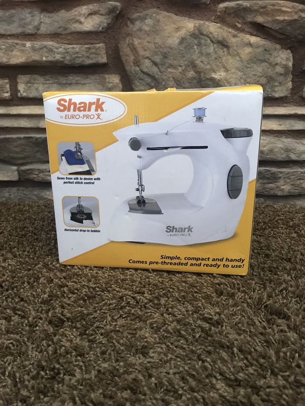 Shark EuroPro X Compact Sewing Machine For Sale In Gilbert AZ Delectable Euro Pro Denim And Silk Sewing Machine