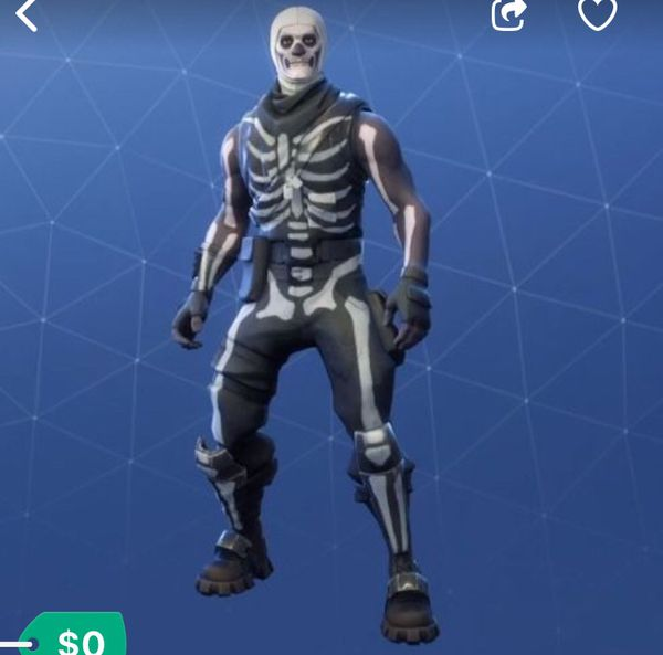 I Want To Buy Skull Trooper Or Ghoul Trooper Fortnite Acount For Sale In Oakland Ca Offerup