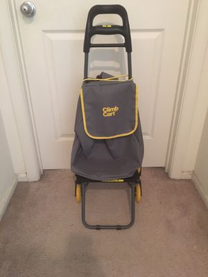 Climb cart - carry groceries/stuff on a staircase. for Sale in Herndon, VA