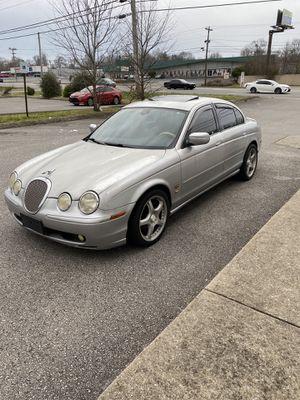 Photo 2000 jaguar s type R