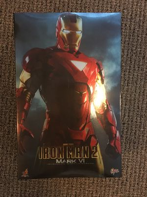 Iron Man 2 - Mark VI- MINT!!! for Sale in Seattle, WA