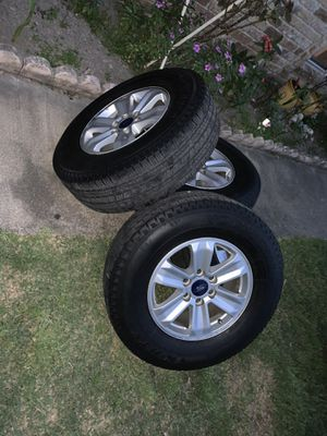 Photo FORD F150 Yokohama wheels