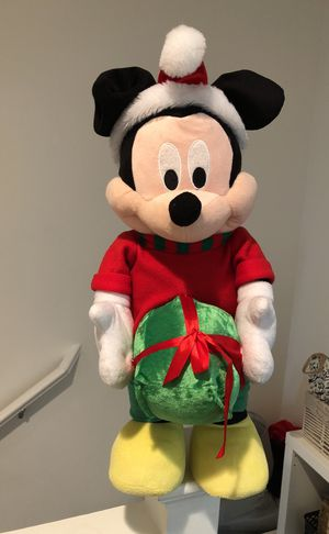 mickey mouse christmas for sale in virginia beach va - Christmas Mouse Virginia Beach