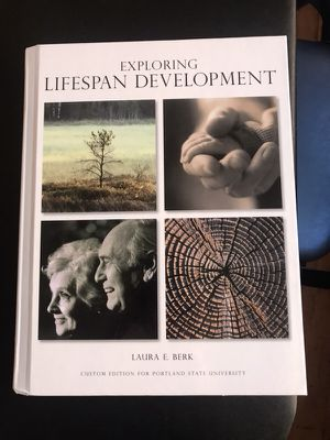 Exploring lifespan development: custom edition for PSU for Sale in Portland, OR