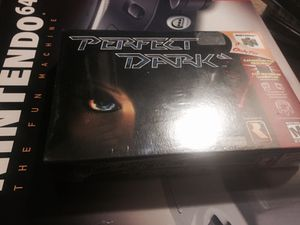 SEALED COPY OF PERFECT DARK 64! for Sale in Denver, CO