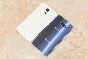 Samsung Galaxy S6, Unlocked, Excellent Condition. (Almost new) for Sale in Arlington, VA