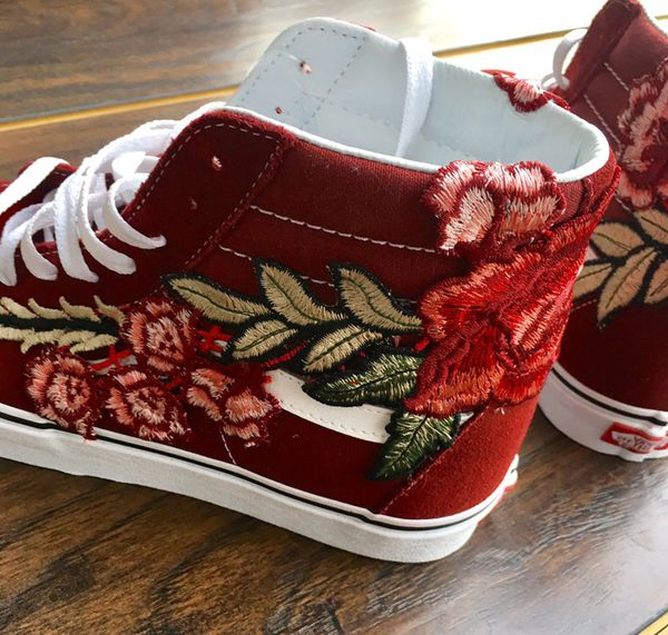 3a7063a0b8 New Men s Gucci X Vans Custom Sneakers Shoes for Sale in Roselle