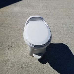 Motorhome toilet porcelain for Sale in Graham, WA
