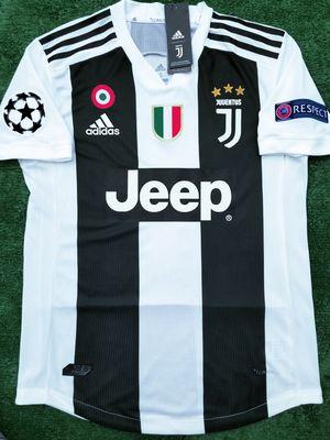 b4d34dfec 2018 19 Juventus soccer jersey Ronaldo for Sale in Raleigh