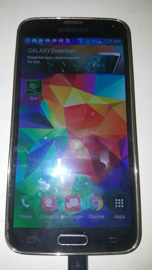 Gold Gsm Samsung Galaxy s5 (unlock gsm) for Sale in Greensboro, NC