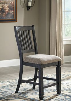 Same Day DeliveryTyler Creek Black/Gray Dining Room Set   D736 by Ashley Thumbnail