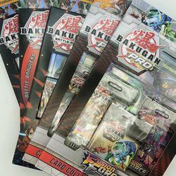 Bakugan Card Lot CHEAP Thumbnail