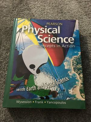 Physical Science concepts in Action for Sale in Philadelphia, PA