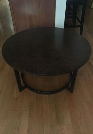 Metal coffee table for Sale in Denver, CO