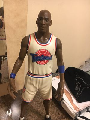 Micheal Jordan space jam action figure for Sale in Los Angeles, CA