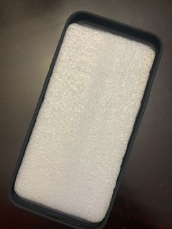 Black iPhone 12 Pro Max Phone Case Thumbnail