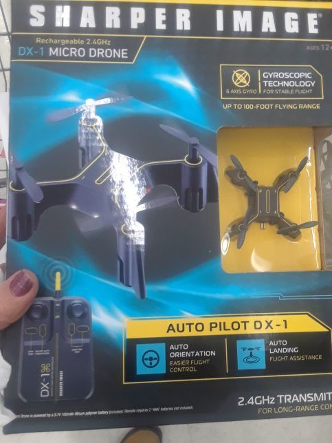 Sharper Image Dx 1 Micro Stunt Drone For Sale In Mansfield Tx Offerup