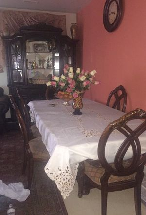 Table and Cabinet for Sale in Alexandria, VA