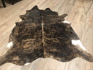 Large genuine cow hide rug for Sale in New York, NY