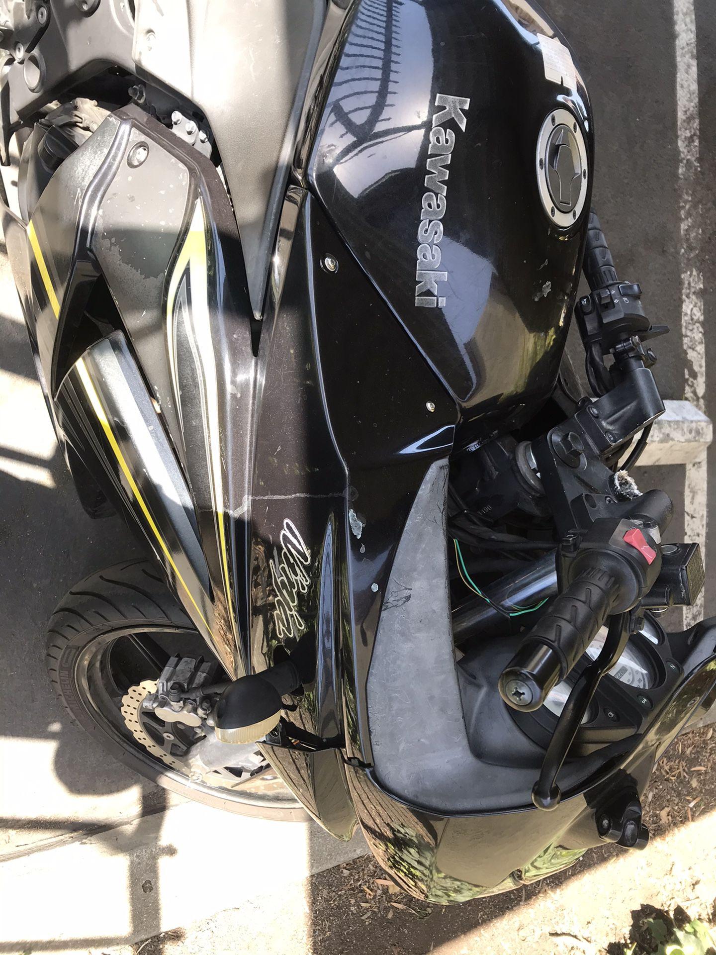 Ninja Kawasaki 250