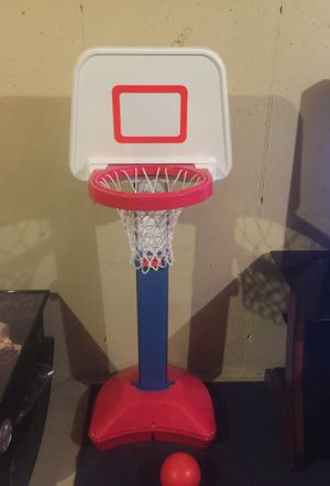 Basketball hoop for Sale in Plainfield, IL